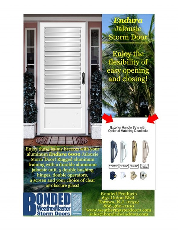 Easy to use practical and attractive!  sc 1 st  Bonded WeatherMaster Storm Doors : jalousie doors manufacturers - pezcame.com